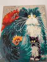 👍Благодарим Наталью Ш. за пушистых и симпатичных котиков!😍🖼️