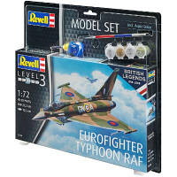 Сборная модель Revell Истребитель Еврофайтер Тайфун 1:72 (4009803639000)