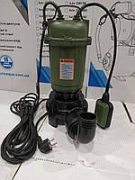 Насос дренажно - фекальный WISLA WQCD 2 - 2.6 кВт с ножами