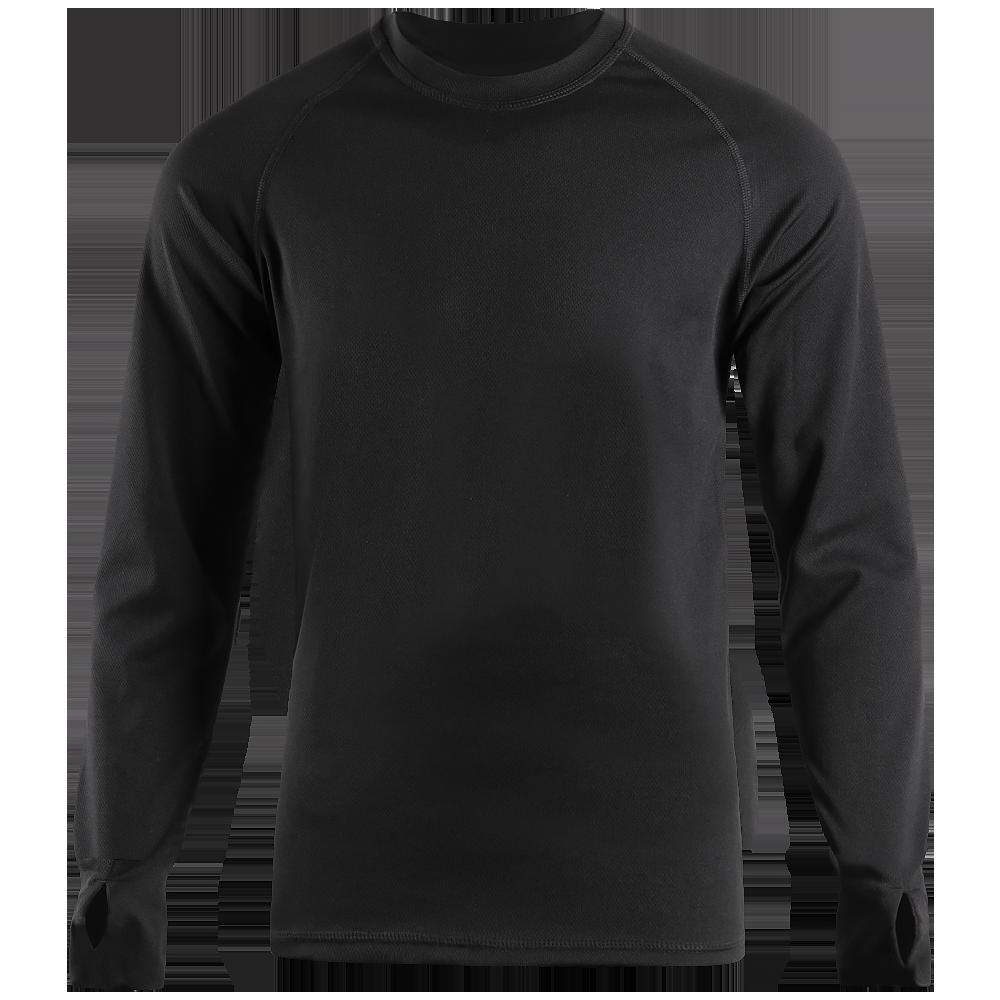 Термофутболка с длинным рукавом Camo-Tec™ CoolPass Long Sleeve - Black