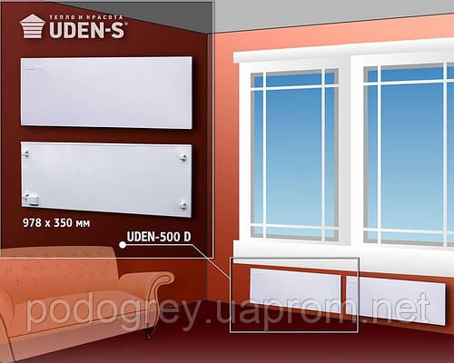 Настенные отопительные панели  УДЭН-500Д  (UDEN-S)