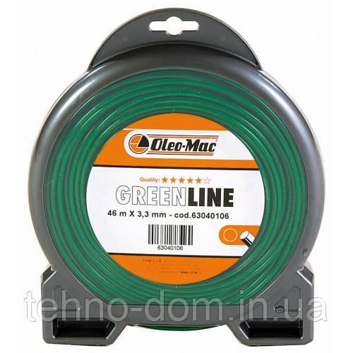 Косильная леска OLEO-Mac 3*15 м (круглая)