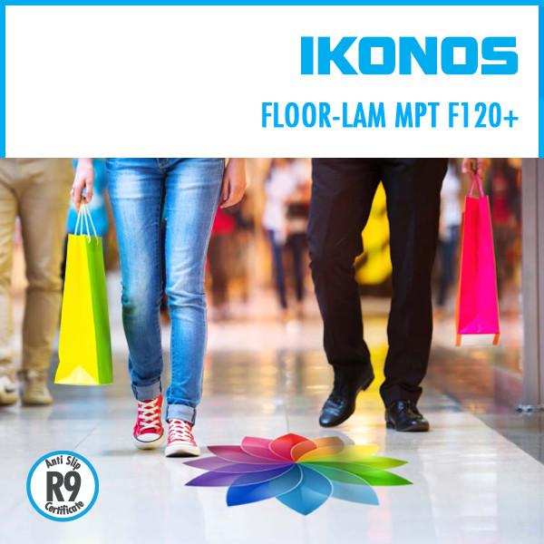 Пленка IKONOS Profiflex FLOOR-LAM MPT F120+  1,05х50м