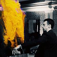 Подарок Золотое шоу Звездная пыль Золотой песок Одесса Киев Днепр Харьков Львов