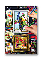 Набор для творчества PBN-01-01, 02, 03, ...,10. Рисование по номерам карандашами