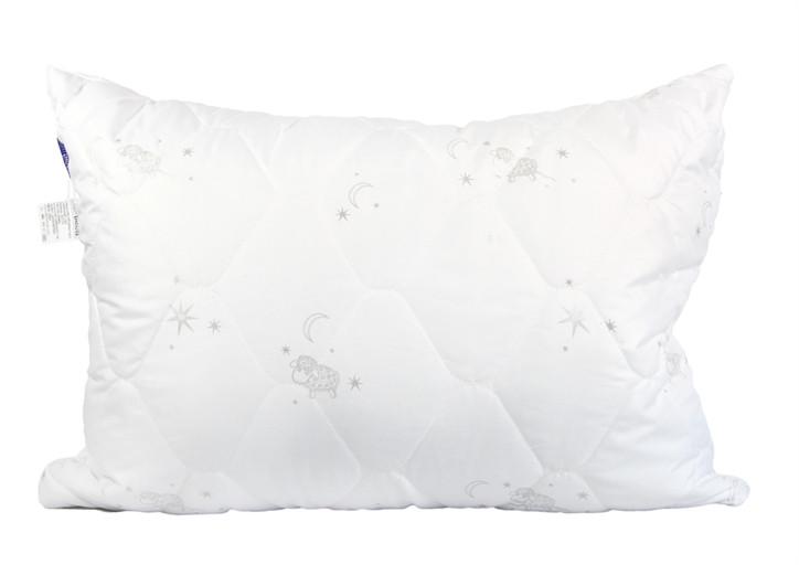 "Подушка Sheep Light ""Лебяжий пух"" антиаллергенная 50x70x20 см (51283)"