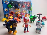 Детский игровой набор Щенячий Патруль, DOG SWAT Герои-спасатели 8 в 1, фото 1