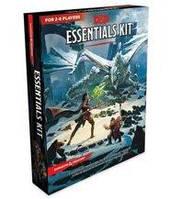 Подземелья и драконы: Самое необходимое (5-е издание) (Dungeons & Dragons: Essentials Kit (5th Edition)) настольная игра