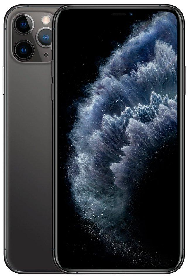 Смартфон Apple iPhone 11 Pro Max 256GB Dual Sim Space Gray (MWF12)