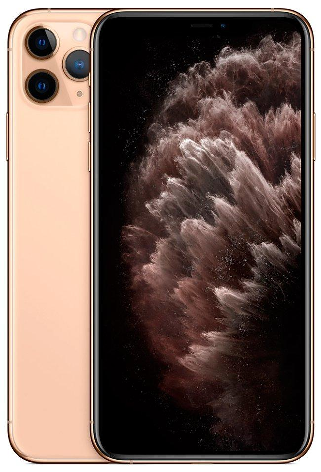 Смартфон Apple iPhone 11 Pro Max 512GB Dual Sim Gold (MWF72)
