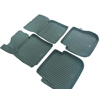 Коврики резиновые в салон VW CADDY 2004-2010- 2015 CLASSIC