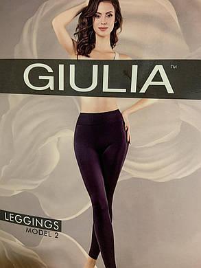 Бесшовные леггинсы из микрофибры GIULIA Leggings 2, фото 2