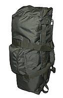 Тактический сумка-рюкзак (баул) на 80 литров RVL 177-олива, фото 1