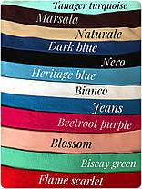 Трусы-шорты с низкой талией, бесшовные, бежевые и чёрные SHORTS VITA BASSA, фото 2