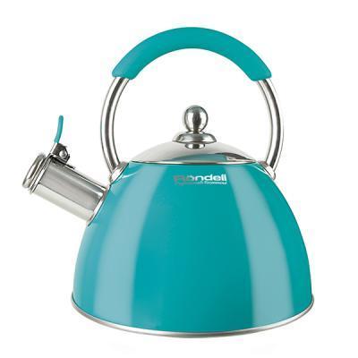 Чайник Rondell Turquoise со свистком 2 л (RDS-939) 2