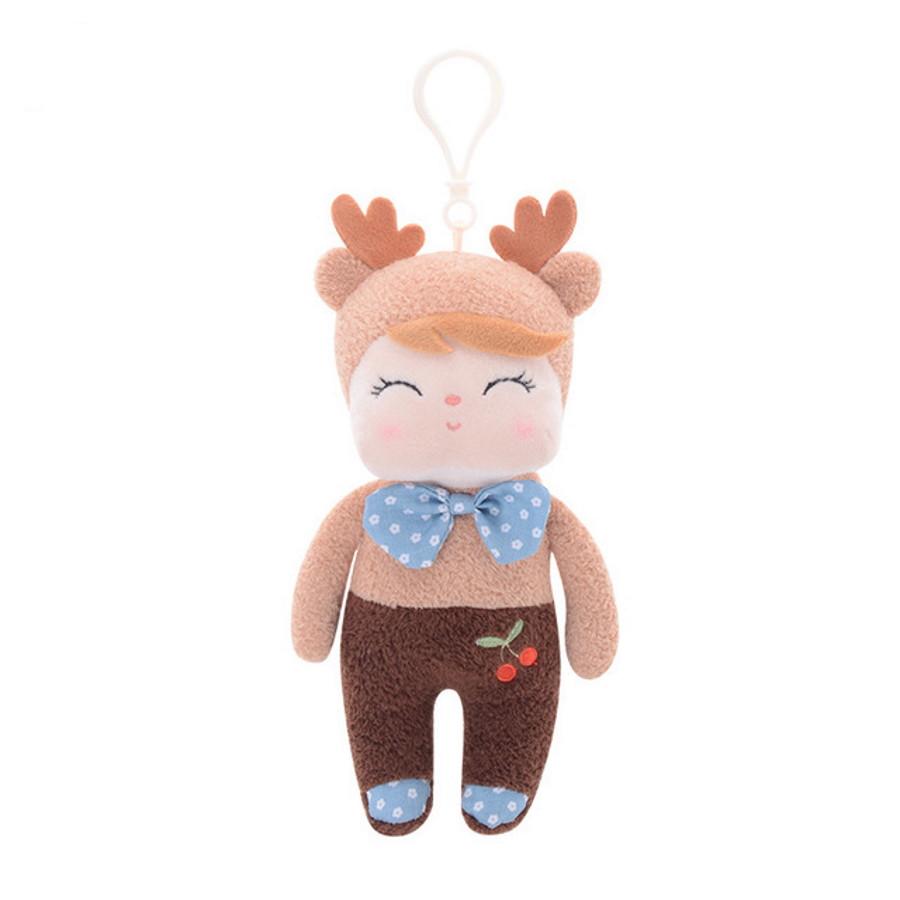 Мягкая кукла - подвеска Angela Deer, 18 см