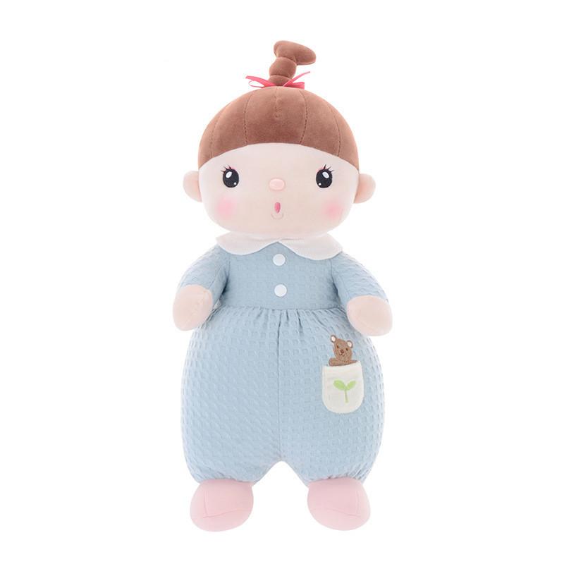 Мягкая кукла Kawaii Blue, 34 см