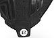 Рукавички велосипедні без пальців гелієві М, 7.7-8.7 см, RockBros S107, фото 6