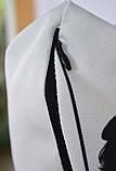 Подушка k-pop 40х40 см із змінною наволочкой BTS - Jin, фото 6