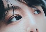 Подушка k-pop 40х40 см із змінною наволочкою BTS - Jungkook, фото 5
