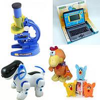 Интерактивные и Обучающие игрушки