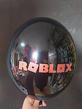 """Латексный шар с рисунком Roblox черный 02512 """"30см Belbal ТМ"""" Star """""""