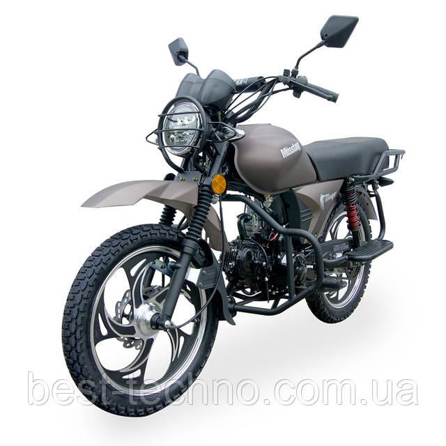 MUSSTANG МТ125 DINGO XL (2020)  (Мусстанг Динго МТ125 ХЛ)
