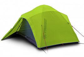 Палатка туристична 2-місцева Trimm Apolos D (2350х2700х1250мм), зелена