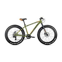 """Велосипед 26 Avanti FAT 4.0, 17"""", гидравл. Fatbike"""