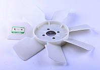 Вентилятор радиатора (крыльчатка) DongFeng 244