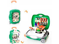 Набор посуды «Kids Kitchen» в чемодане на колесиках  8G805