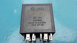 Реле 192 управления стеклоочистителем audi a4 b5 octavia golf 4 superb 1J0955531