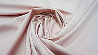 Одежная ткань софт однотонный цвет дымчатой розы, фото 1