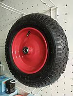 Колесо для тачки пневматична 3.50-8 16 мм, фото 1
