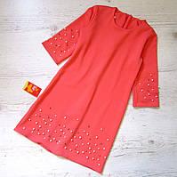 Р.128-152 Детское платье Жемчужное, фото 1