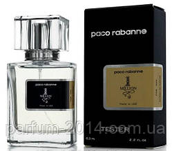 Tester мужская туалетная вода Paco Rabanne 1 Million 63 ml ОАЭ (реплика)