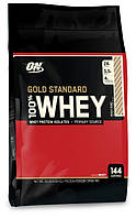 Сывороточный протеин Optimum Nutrition Whey Gold 4,5 кг - экстрим-молочный шоколад (extreme milk chocolate)
