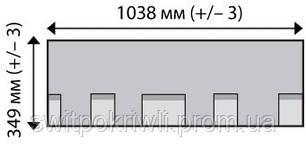 Битумная черепица IKO Cambridge Xtreme 9.5, фото 2