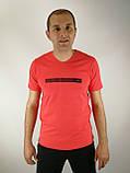 Чоловіча трикотажна футболка, фото 2