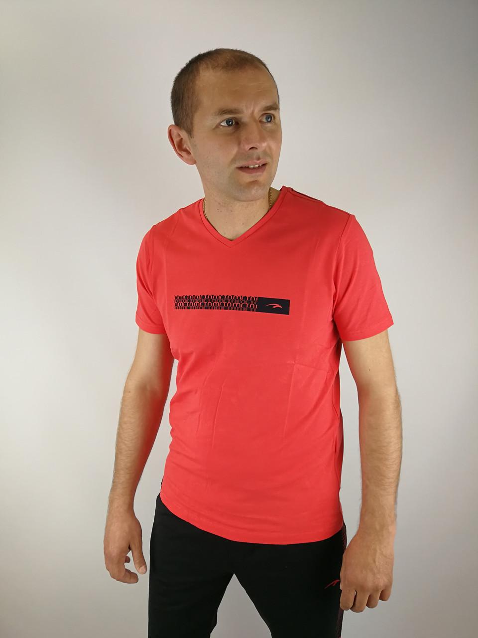 Чоловіча трикотажна футболка