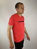Чоловіча трикотажна футболка, фото 8