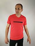 Чоловіча трикотажна футболка, фото 10