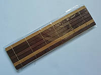 Коврик бамбуковый 30*40 см