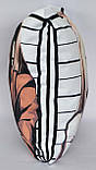 Подушка аніме 40х40 см із змінною наволочкою Satsuriku Tenshi no, фото 4
