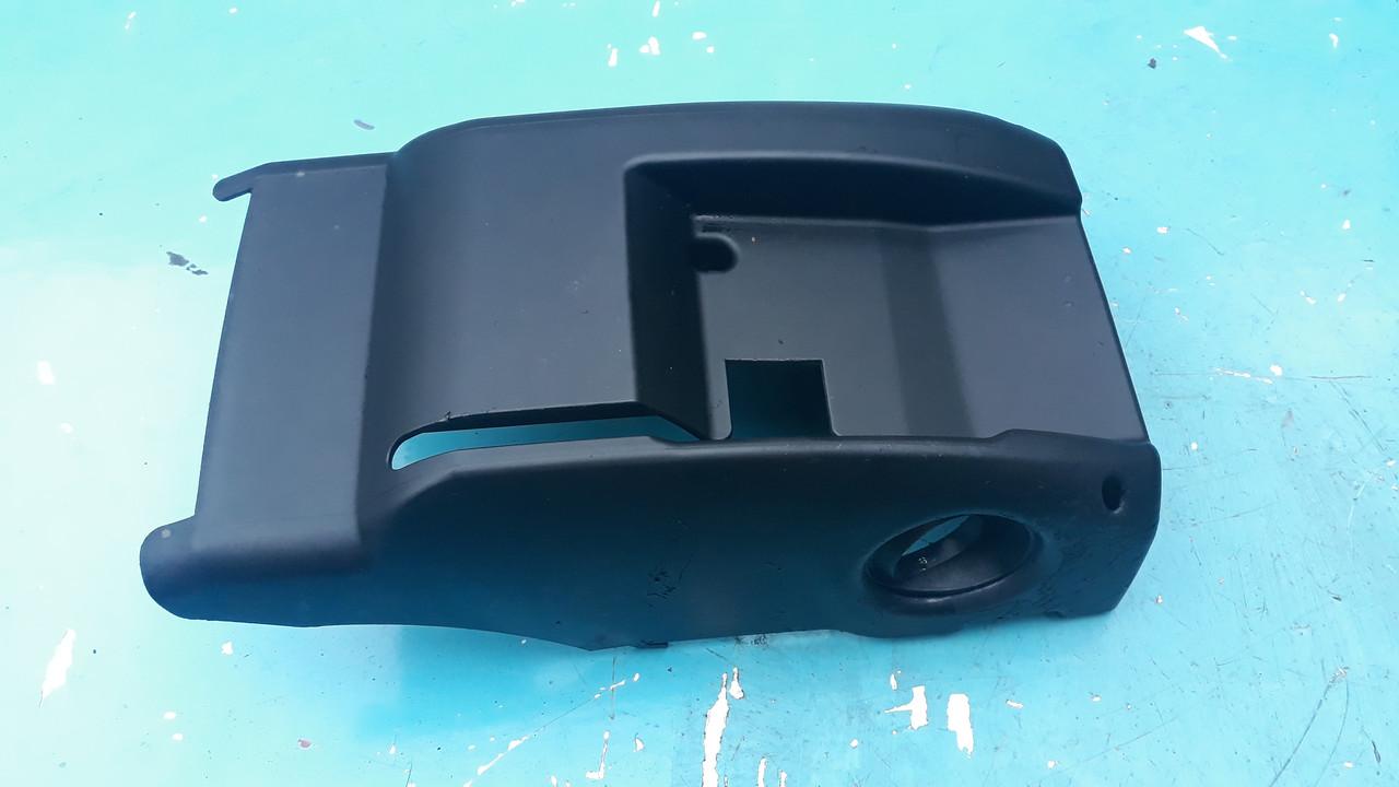 Черный кожух пластик рулевой колонки нижняя часть ауди а6 с5 audi a6 c5 4b1953516a