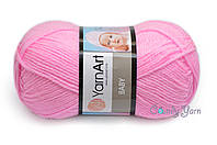 YarnArt Baby, Розовый №10119