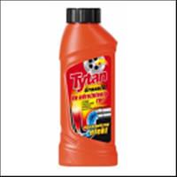 Засіб для чищення каналізаційних труб КРІТ 250г гранули TYTAN (5900657307208)