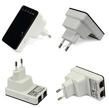 Беспроводной мини-маршрутизатор N 300 Мбит / с Wifi-расширитель сигнала LV-WR02 (43107)