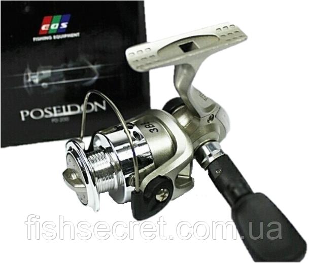 Котушка рибальська безінерційна EOS POSEIDON 200 3bb