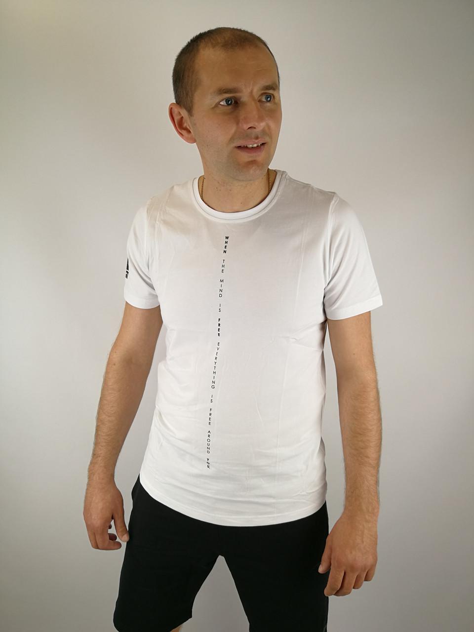 Турецкая трикотажная футболка